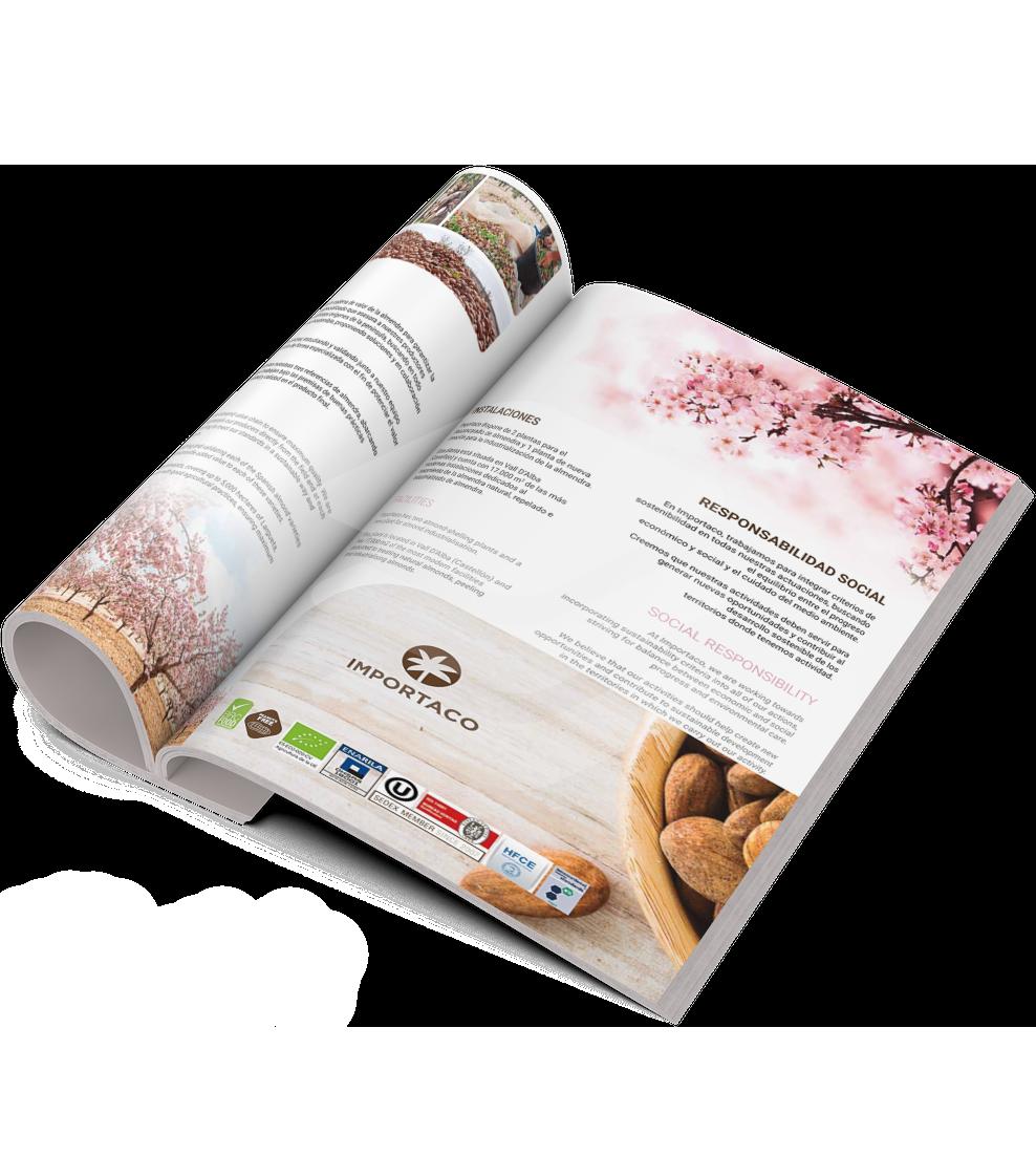 almond catalogue